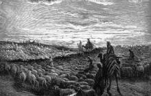 Abraham And Sodom by Rabbi Boruch Horovitz