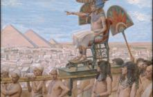 Pharaoh and the 10 plagues