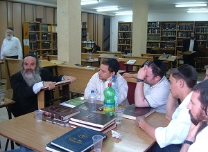 What is the essence of receiving Torah to Study it by Rav B. Horovitz