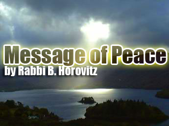 message of peace